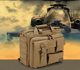 Laptop Camera Military Tactical Messenger Handbags -DAYPACKS | TravDevil - 10