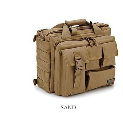 Laptop Camera Military Tactical Messenger Handbags -DAYPACKS | TravDevil - 1