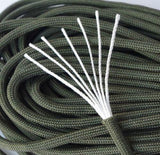 Parachute Cord Lanyard Rope Mil Spec Type III 7 Strand Climbing Camping survival equipment -TRAVEL KITS | TravDevil - 10