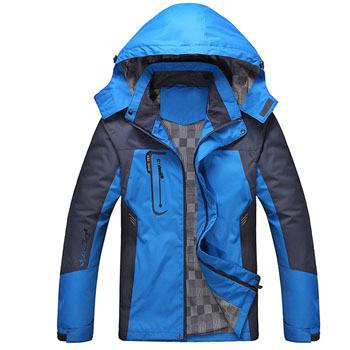 Hiking Jacket Men Outdoor Sport Breathable Climbing Jacket Windproof Men Outdoor Waterproof Jacket Trekking -APPAREL | TravDevil - 6
