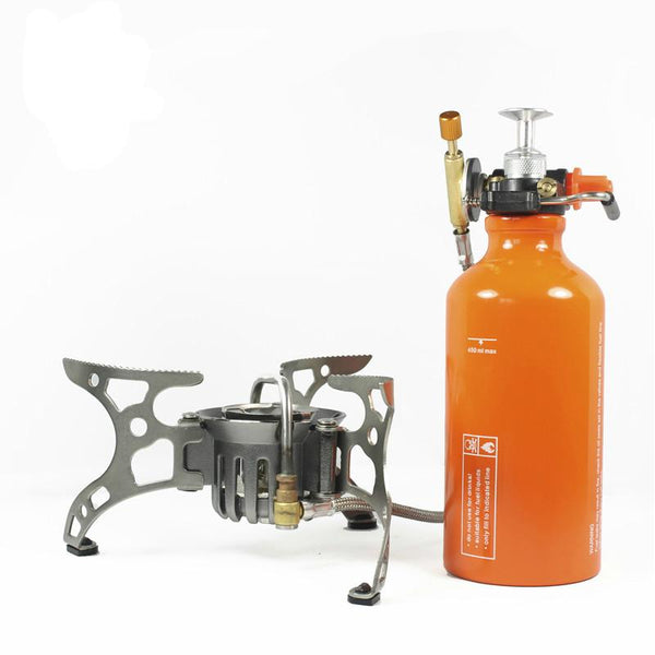 Portable Multi Fuel Picnic Camping Stove -STOVES | TravDevil - 1