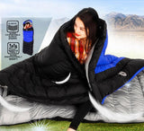 ultralight camping sleeping bag envelope -SLEEPING BAGS | TravDevil - 7