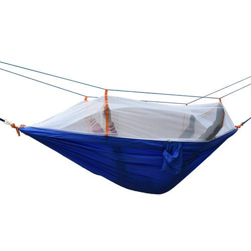 Double Hammock  With Mosquito Net -HAMMOCK | TravDevil - 4
