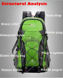 Professional Hiking Travel Bag -DAYPACKS | TravDevil - 20