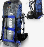 Mountaineering Bag 60L -HIKING BACKPACKS | TravDevil - 2