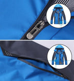 Hiking Jacket Men Outdoor Sport Breathable Climbing Jacket Windproof Men Outdoor Waterproof Jacket Trekking -APPAREL | TravDevil - 12