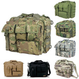 Laptop Camera Military Tactical Messenger Handbags -DAYPACKS | TravDevil - 3