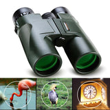 Binoculars Professional Hunting Telescope Zoom High Quality Vision -OPTICS | TravDevil - 25