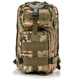 Climbing Camping Hiking Trekking travel 3P Military Tactical Backpack -HIKING BACKPACKS | TravDevil - 11