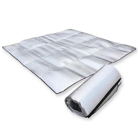 Mat Pad Waterproof Aluminum -SLEEPING PADS | TravDevil - 1