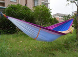 Double Hammock  With Mosquito Net -HAMMOCK | TravDevil - 5
