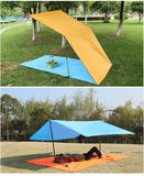 Anti UV Ultralight Sun Shelter -Sun Shelter | TravDevil - 5