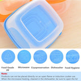 Square Food Storage Box -FOOD STORAGE | TravDevil - 4