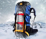 Mountaineering Bag 60L -HIKING BACKPACKS | TravDevil - 1