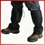 2pcs Waterproof Outdoor Hiking Walking Climbing Hunting Snow Legging Gaiters -TRAVEL KITS | TravDevil - 2