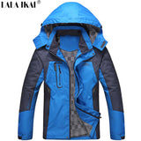 Hiking Jacket Men Outdoor Sport Breathable Climbing Jacket Windproof Men Outdoor Waterproof Jacket Trekking -APPAREL | TravDevil - 1