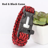 5 in 1 Survival Paracord Bracelet -TRAVEL KITS | TravDevil - 31