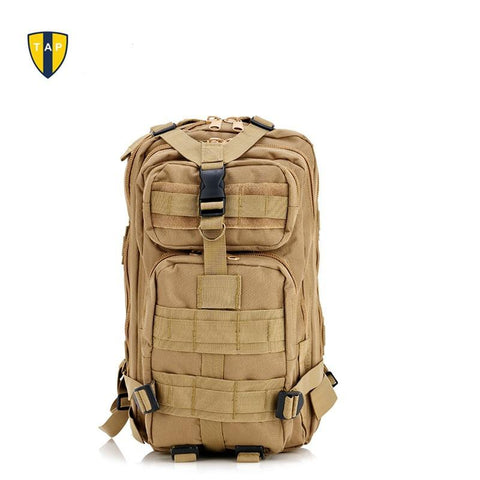 Climbing Camping Hiking Trekking travel 3P Military Tactical Backpack -HIKING BACKPACKS | TravDevil - 1