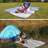 Mat Pad Waterproof Aluminum -SLEEPING PADS | TravDevil - 8