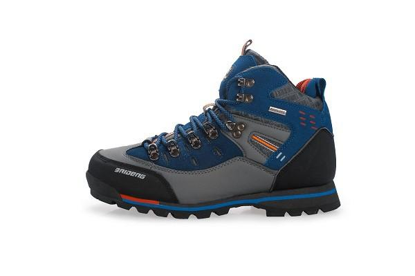 Waterproof leather Shoes Climbing & Fishing Shoes -FOOTWEAR | TravDevil - 10