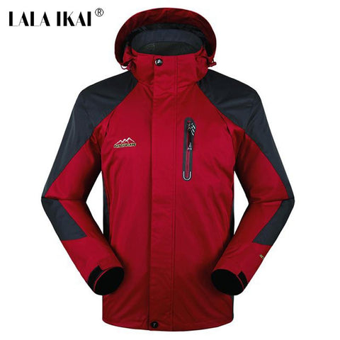 Big Size Spring jacket men waterproof high quality men's Hunt jackets -APPAREL | TravDevil - 1