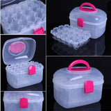 Storage Box Eggs -FOOD STORAGE | TravDevil - 6