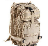 Climbing Camping Hiking Trekking travel 3P Military Tactical Backpack -HIKING BACKPACKS | TravDevil - 13