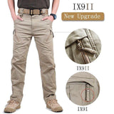 Militar Tactical Cargo Outdoor Pants -APPAREL | TravDevil - 14
