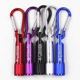 Colombia carabiner flashlight -OUTDOOR LIGHTING | TravDevil - 3