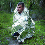 Silver Thin Emergency Survival Rescue -TRAVEL KITS | TravDevil - 3