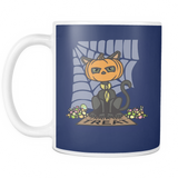 Sir Meows Halloween Mug