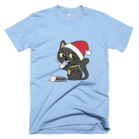 Sir Meows Christmas T-Shirt