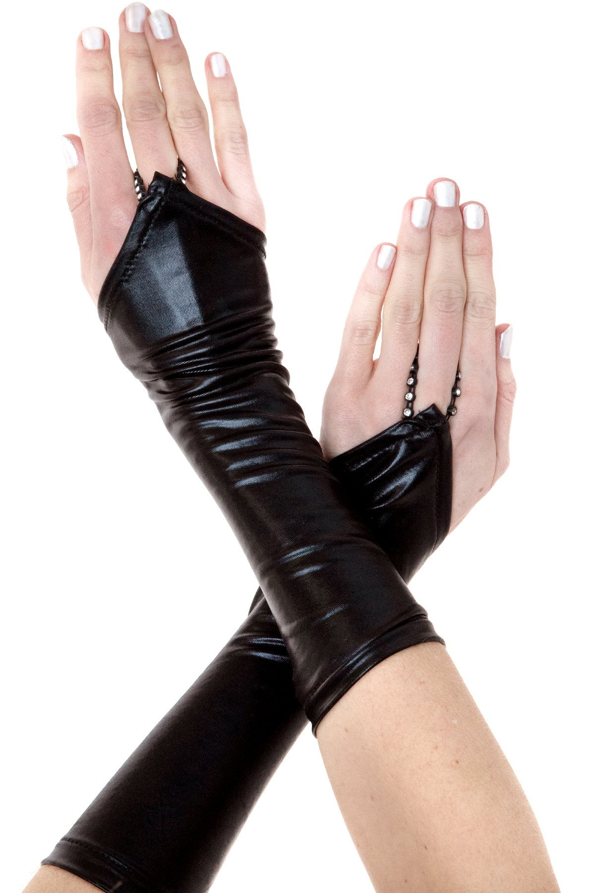 ☆Glam Slam Fingerless Glove☆