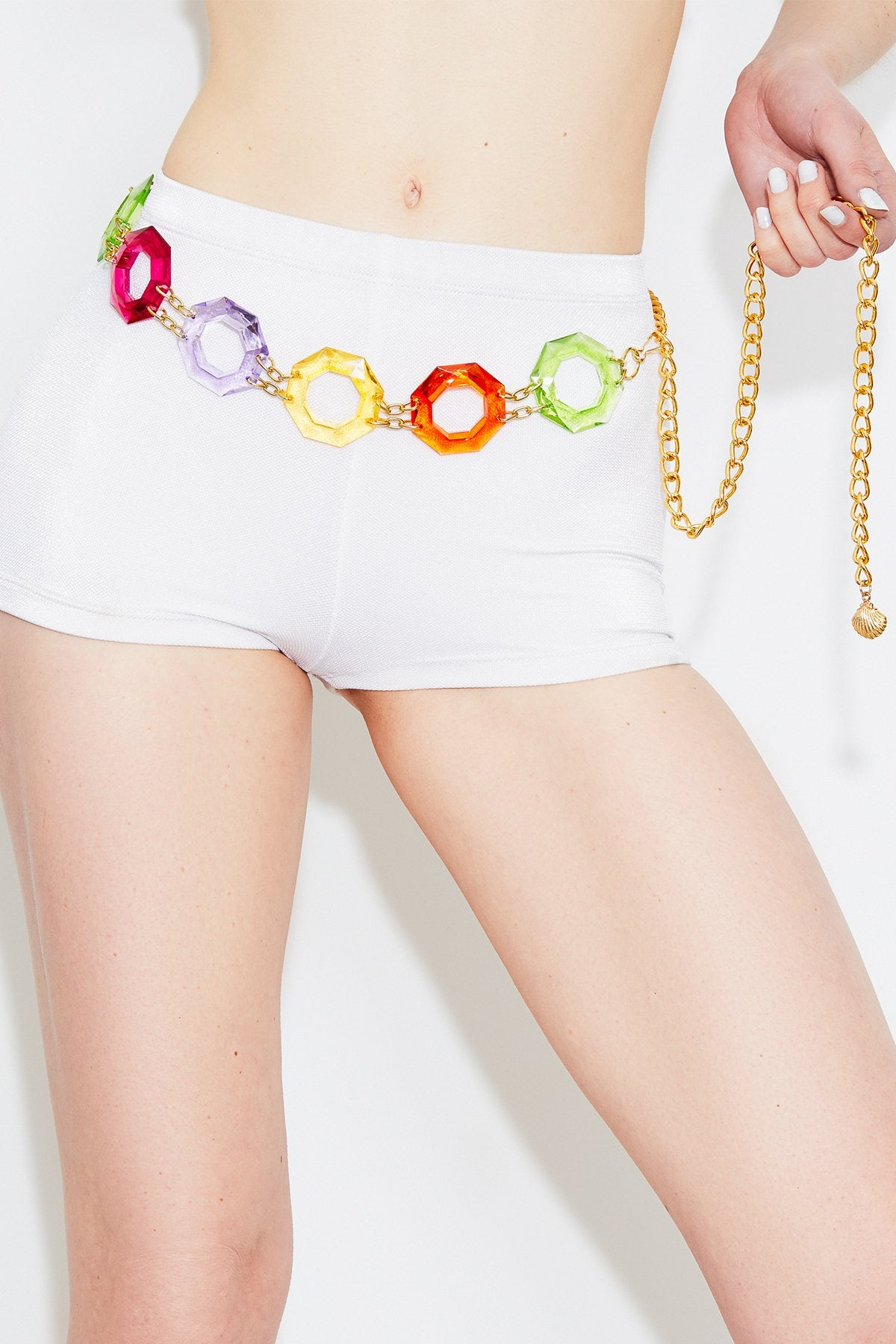Fruity-Looped Bling Belt
