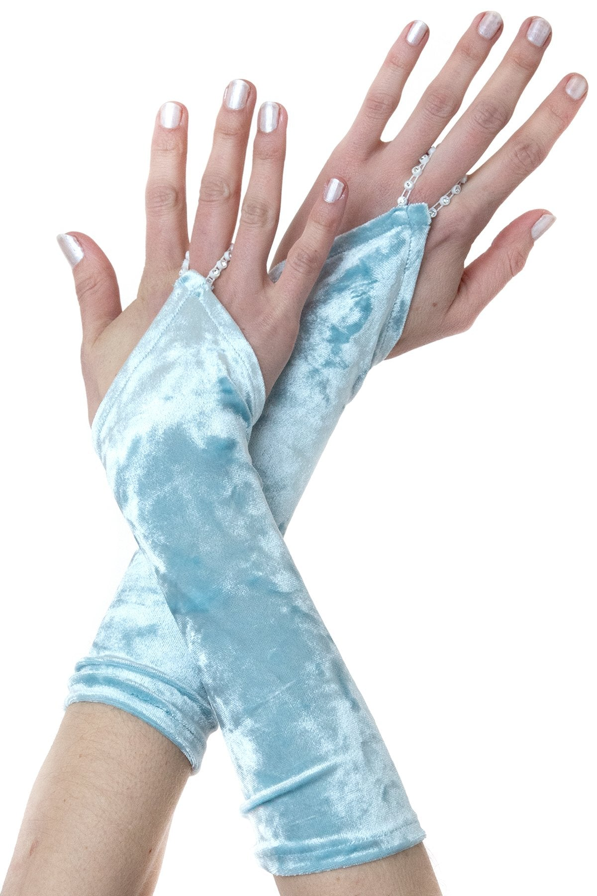 ☆Heavenly Glam Fingerless Gloves☆