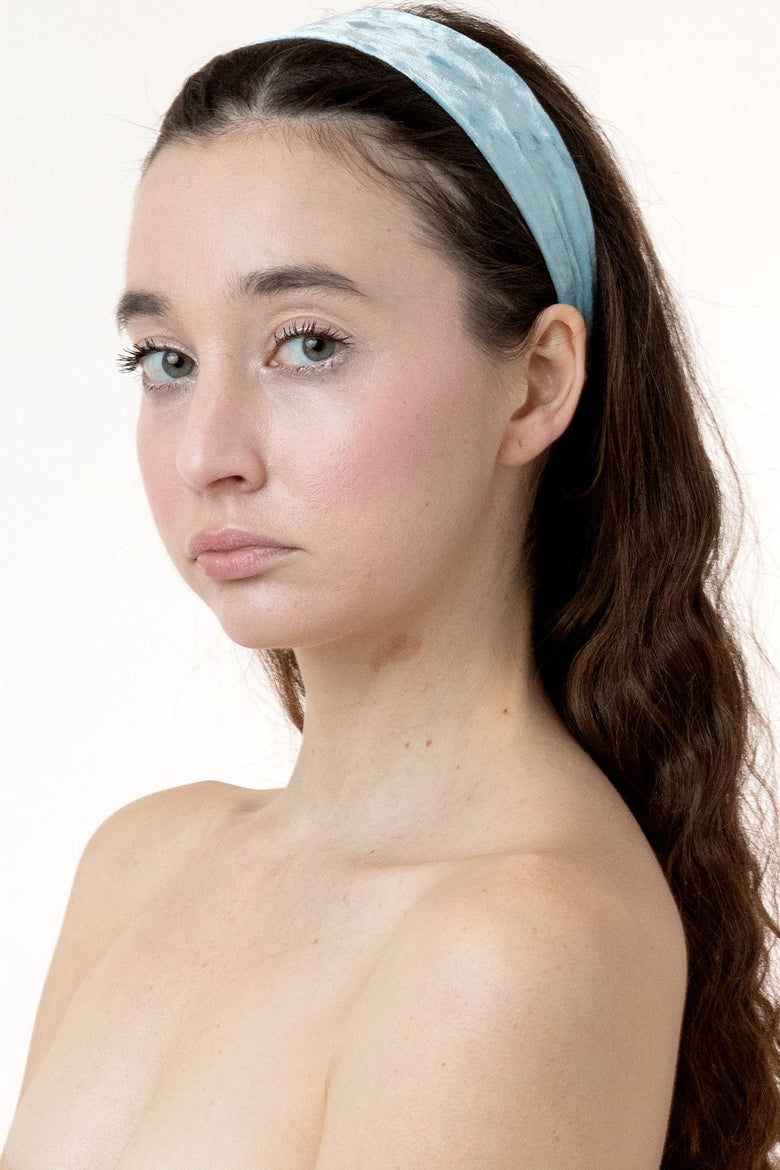 HEAVENLY VELVET HEADBAND