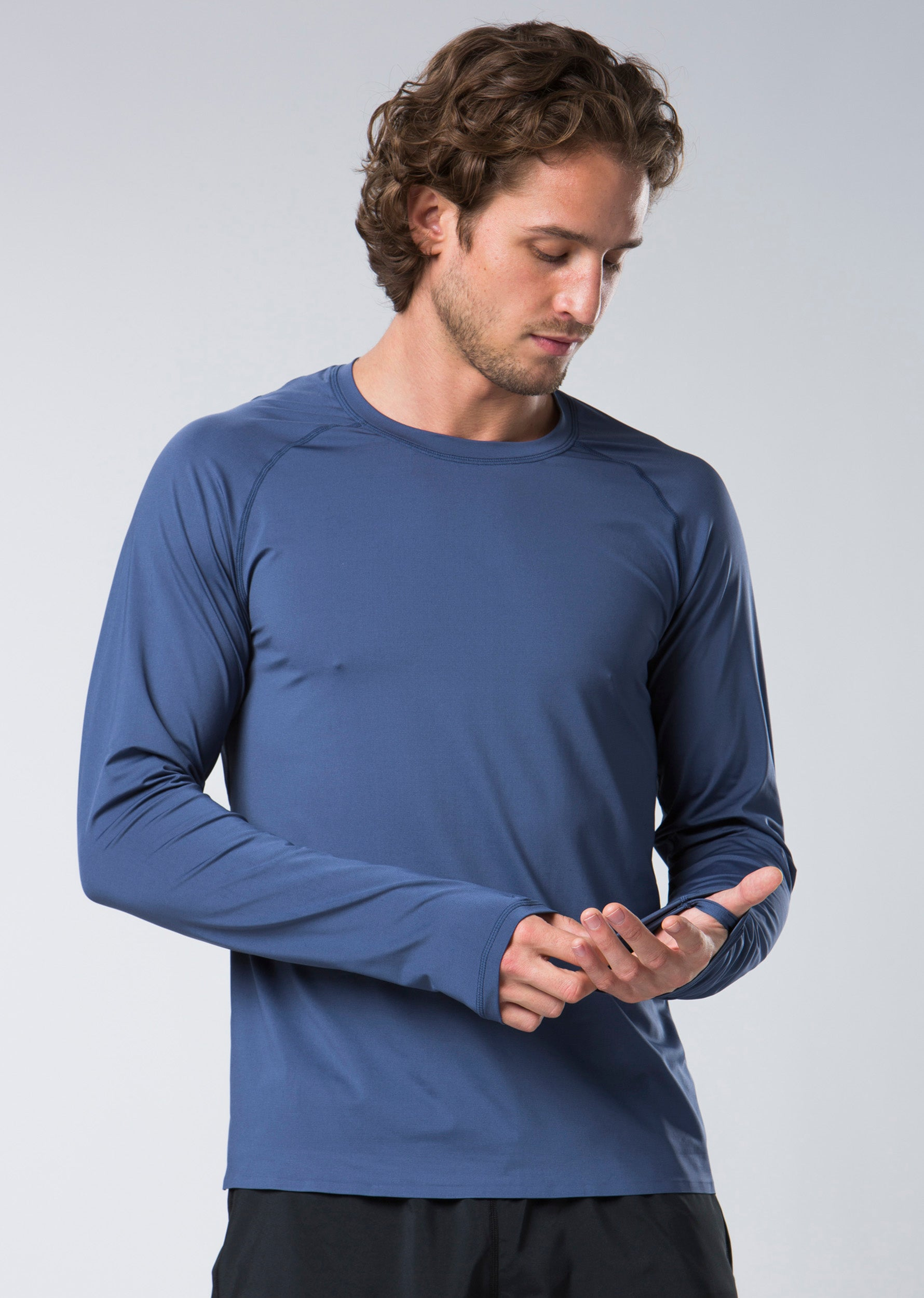 Ascent Long Sleeve Top - Nightshadow