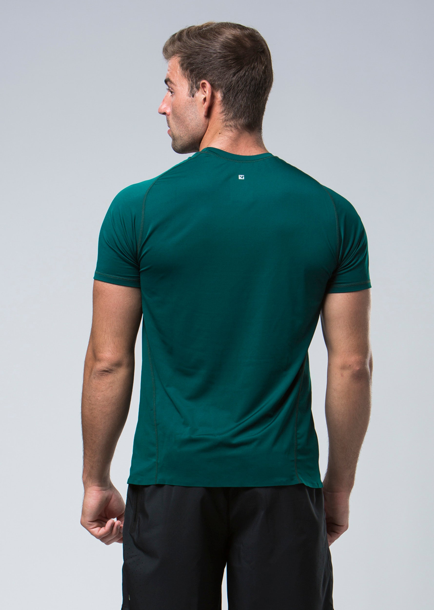 Elevate Technical Tee - Forest