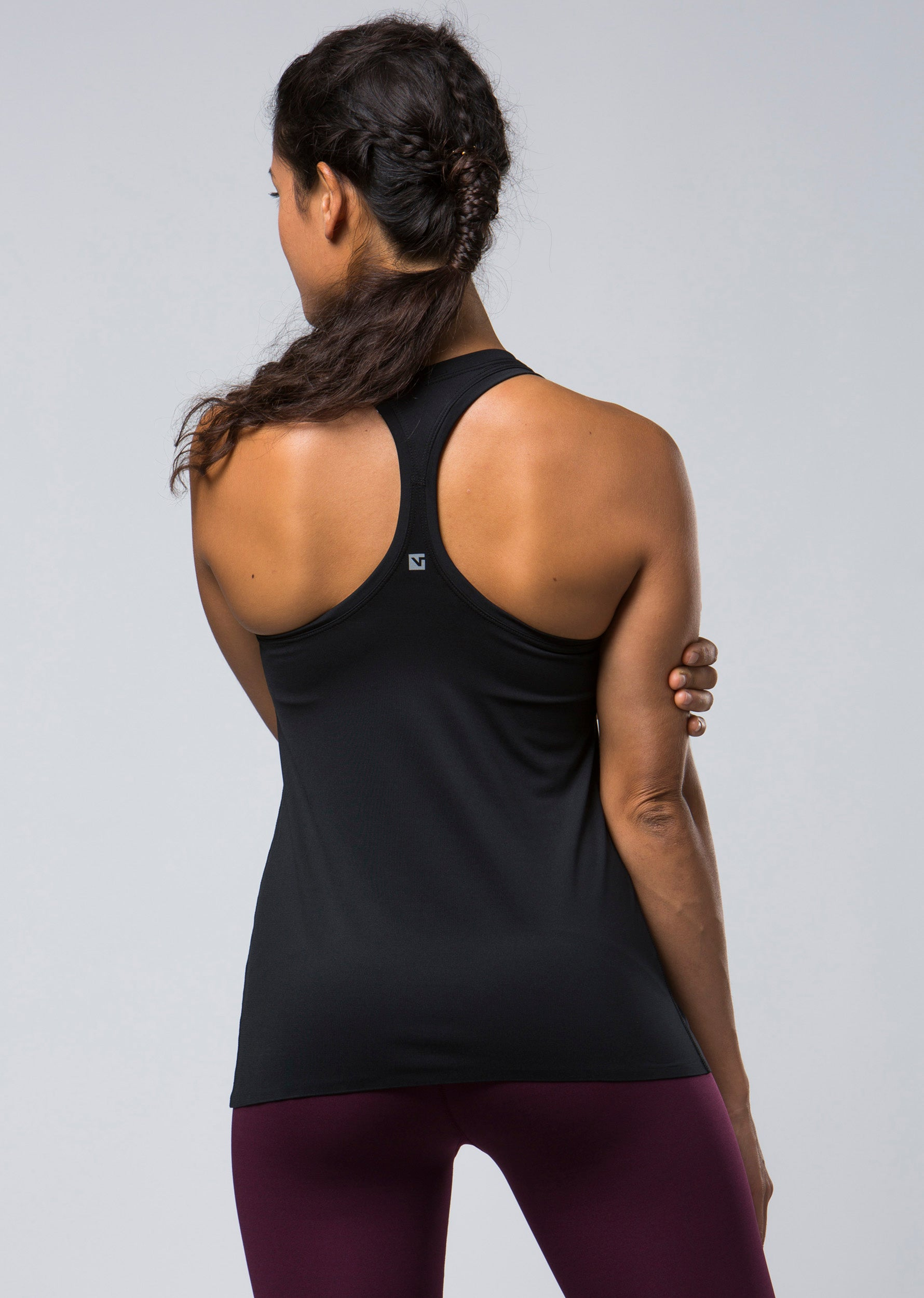 Aeris Technical Tank - Black