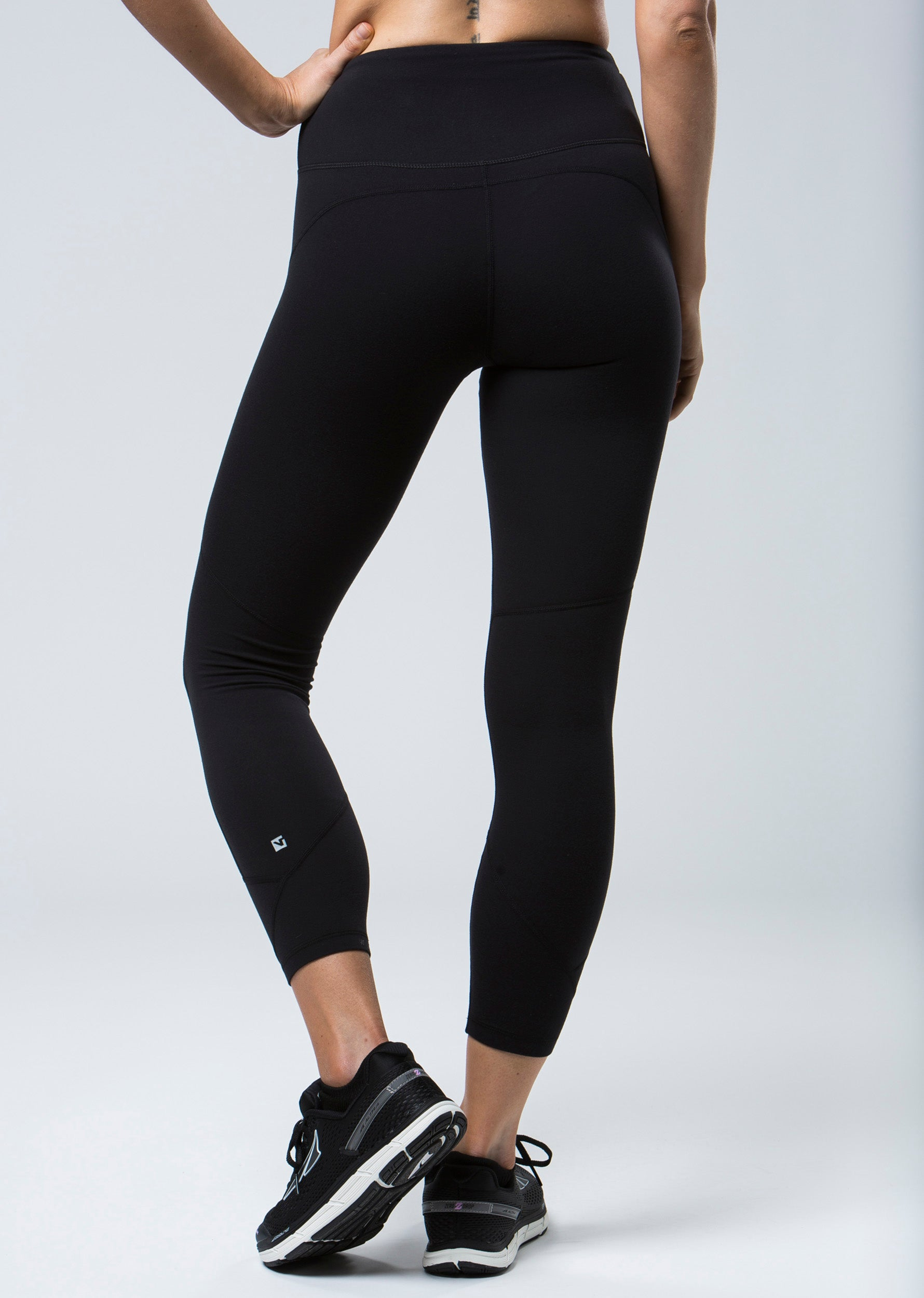 Excel 7/8 Legging - Black
