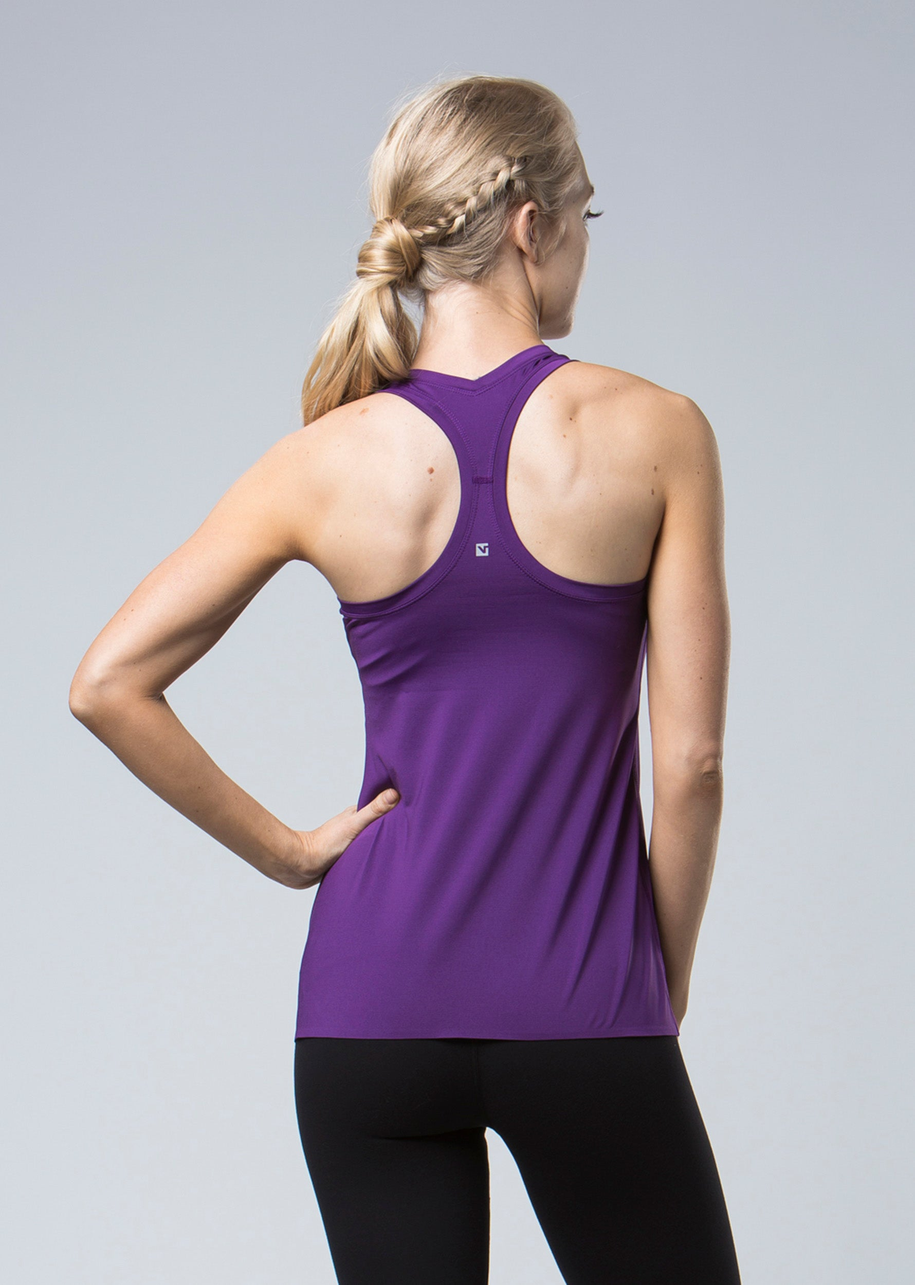 Aeris Technical Tank - Purple