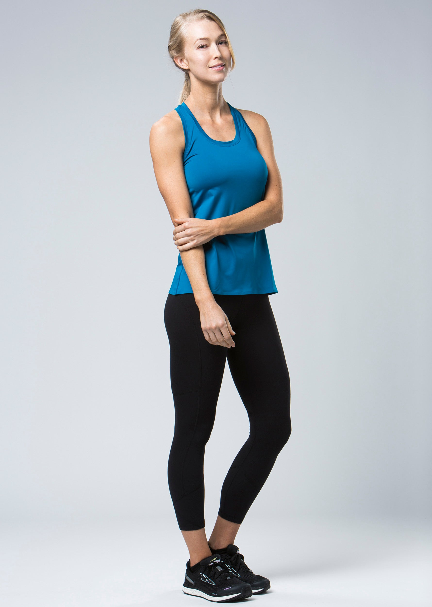 Aeris Technical Tank - Teal