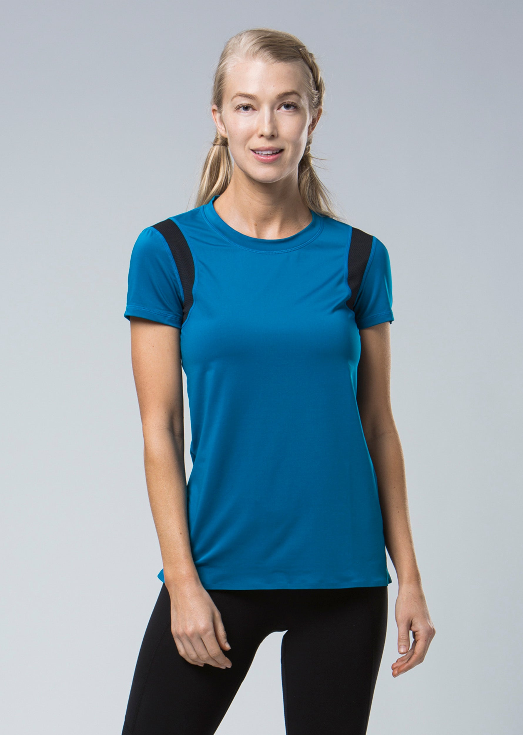 Infinity Technical Tee - Teal