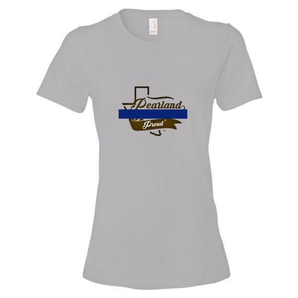 Pearland Proud Women's short sleeve t-shirt