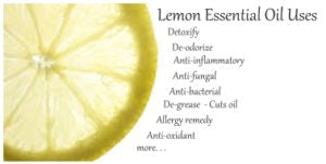 lemon-essential-oil-uses