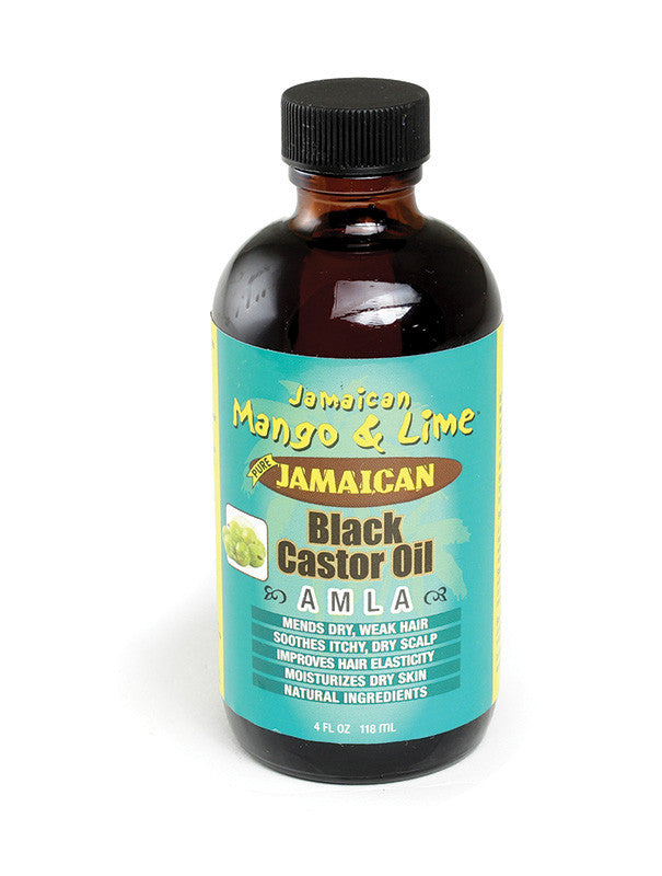 Jamaican Black Castor Oil: Amla