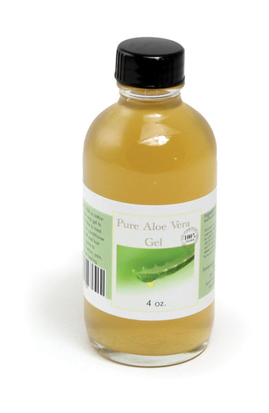 Aloe Vera Natural Oil - 4 oz