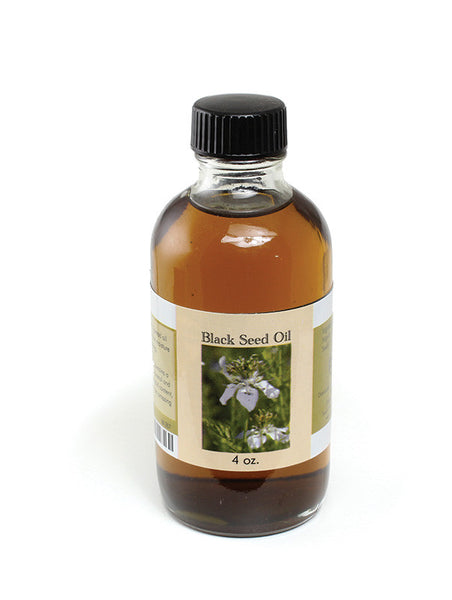 100% Pure Black Seed Oil 4oz