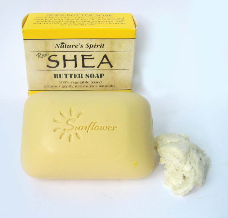 Raw Shea Butter Soap - 5 oz