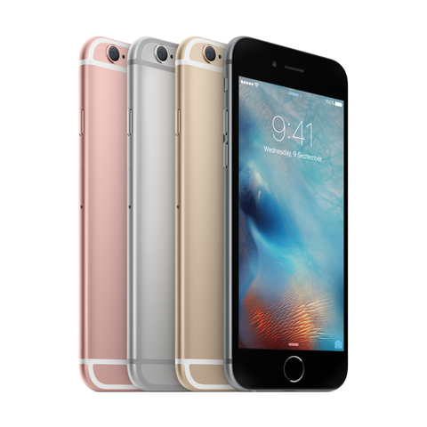 iPhone 6s 128GB Gold/ Rose Gold/ Silver/ Space Grey